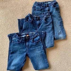 Stretch Super Skinny Jeans